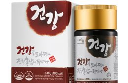 홍삼농축액 플러스 건강 홍삼정