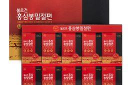 불로건 홍삼봉밀절편(6년근)