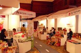 2013 K-Food fair in 하노이 참가.